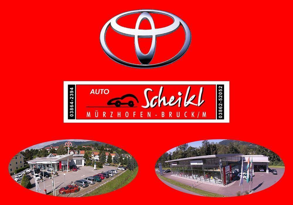 Toyota Scheikl - Bruck Mur - Mürzhofen - Neuwagen-Jungwagen-Gebrauchtwagen